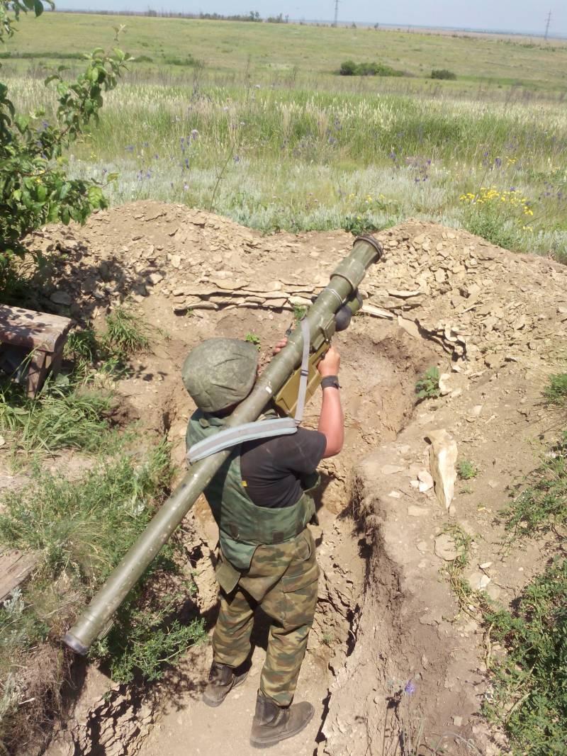 Ополченцам Донбасса — достойный статус и поддержку!