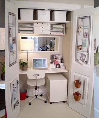 фото мебель для домашнего офиса