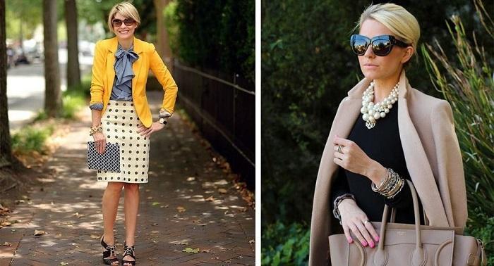"""Ягодка опять — как модно одеваться женщине возраста """"за 40"""""""