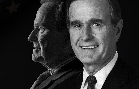 Джордж Буш-старший о распаде…