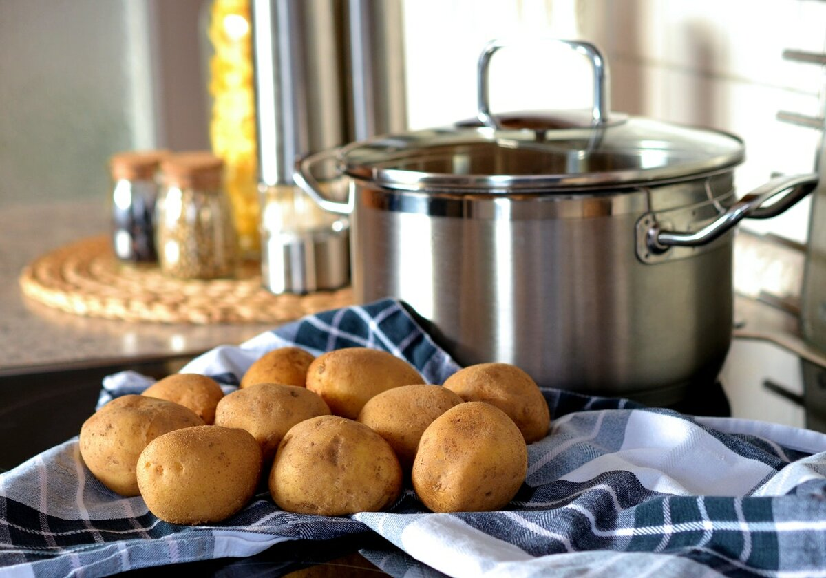 Бабка из картошки : белорусское блюдо для дырявого бюджета