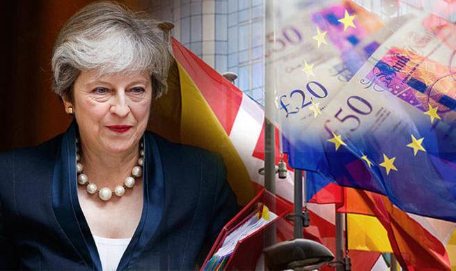 План по Brexit вызвал бунт в…