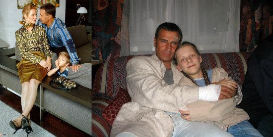 Картинки по запросу Александр Дедюшко с дочкой