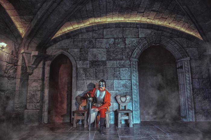 Замок Гарибальди – новая готика (15 фото)