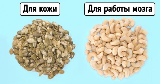 Самые полезные орехи и семена, которые стоит есть каждый день, чтобы оставаться здоровым