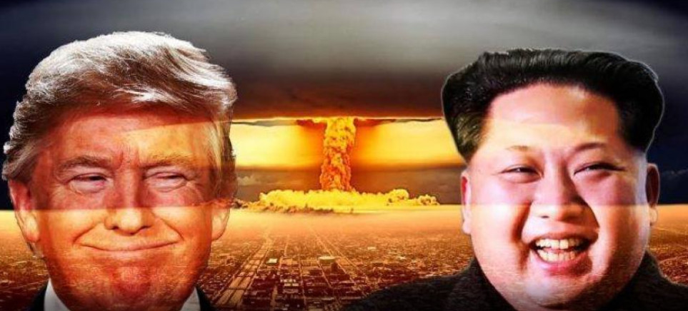 Провокационный выпад Северной Кореи в сторону США: «самая мощная детонация» водородной бомбы над Тихим океаном