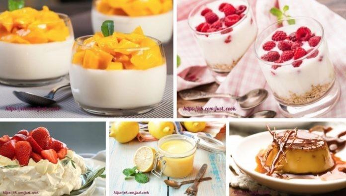 Нежнейшие сливочные десерты со всей Европы