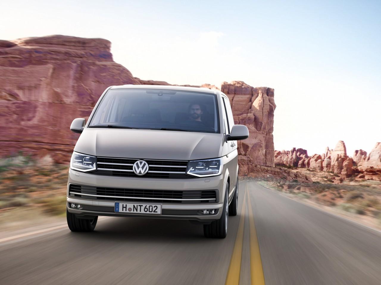 Volkswagen отзывает в России более 7 тыс микроавтобусов