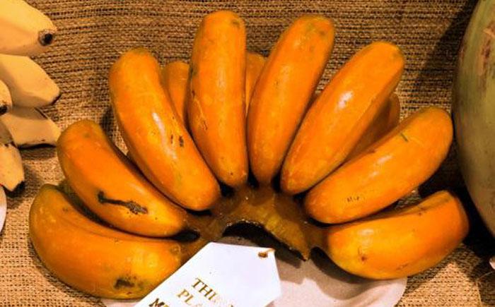 Оранжевые бананы