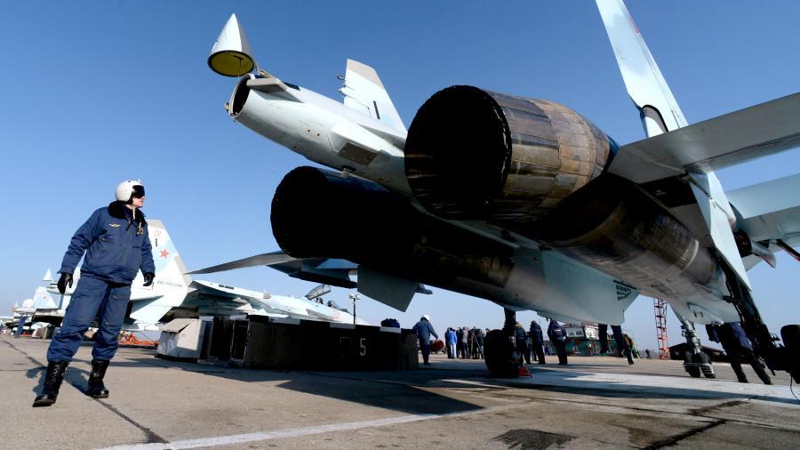 Турбореактивная унификация: получит ли Су-30 двигатели от Су-35