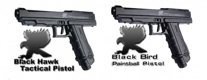 Пистолеты для «полицейского пейнтбола». Часть 2