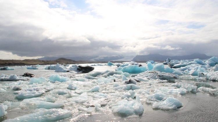 МЧС предупреждает об опасном движении льда в Красноярском крае