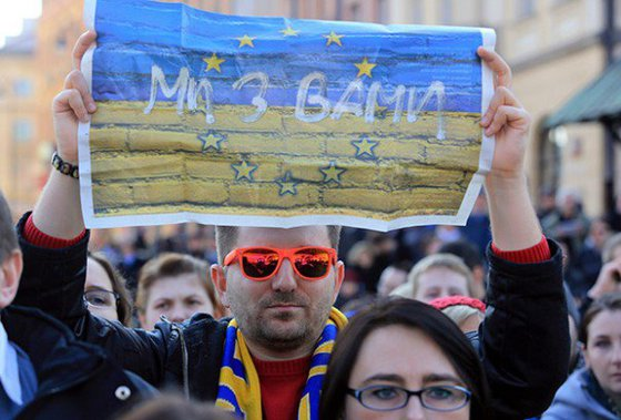 """Европа смеется: Украина получила """"срамной"""" безвиз"""