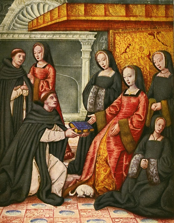 Первая сексуальная революция во Франции: Фрейлины против королев