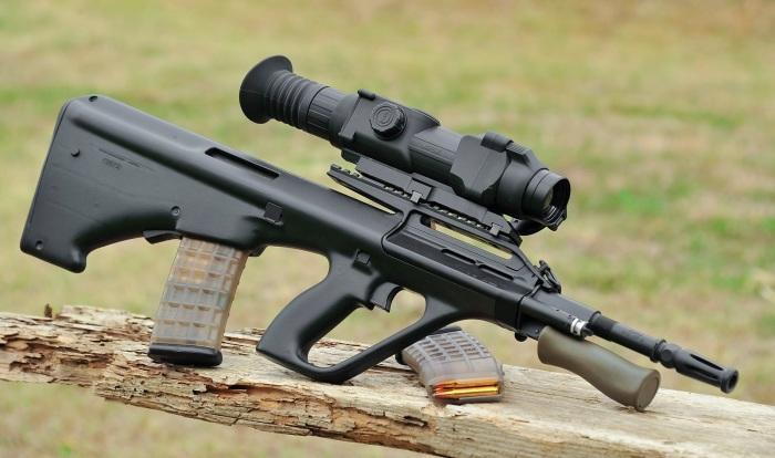 Пятерка самых скорострельных винтовок