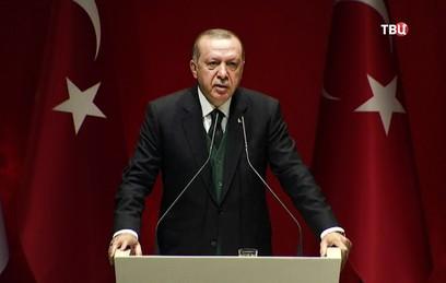 """Эрдоган обвинил в убийстве Хашогги """"верхушку"""" саудовского правительства"""