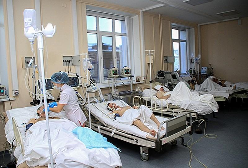 «Люди с удовольствием убивают друг друга» врач, медицина, профессия, россия