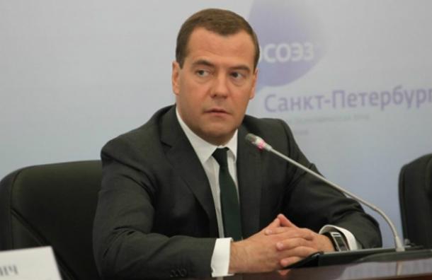 Медведев: Советский Союз десятилетиями жил под санкциями, и ничего