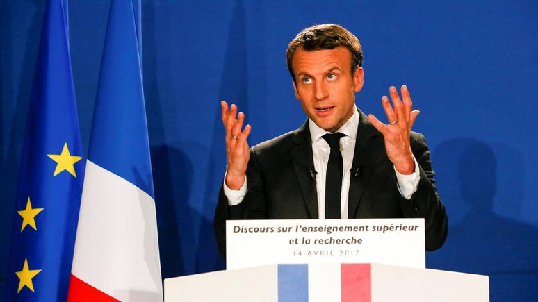 Кандидат в президенты Франции: Путин будет меня уважать, потому что я ему ничего не должен