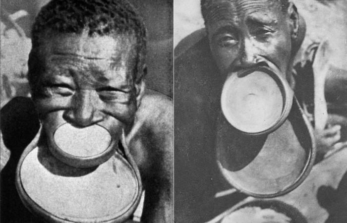 Для чего африканки растягивают губы: Ученые уже сто лет спорят о странном обычае