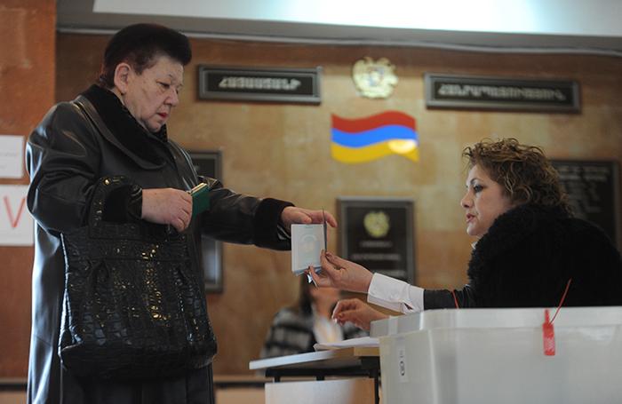 Повернется ли Армения на Зап…