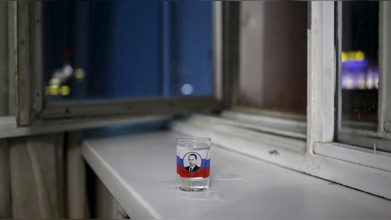 The Sun: как правильно пить vodka и есть borscht