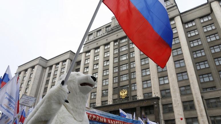 Die Welt: в горе или в радости — спрос на демократию в России невелик