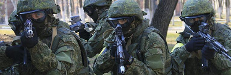 У РФ появились основания для проведения контртеррористической операции на Украине