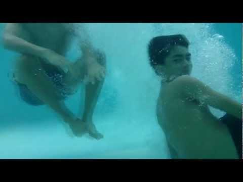 Подводная съемка с помощью Sony Xperia Z