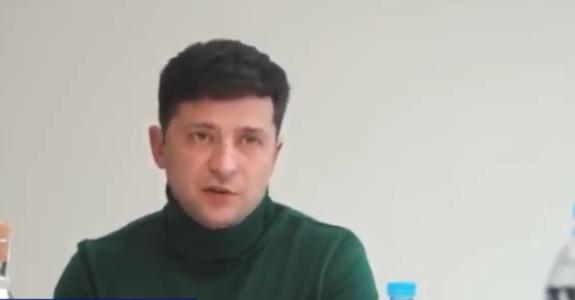 Зеленский: Сторонники Новоро…