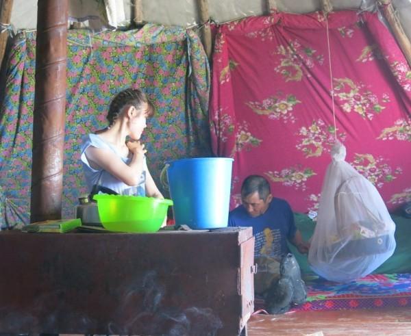 Ненцы. Чумовое жилище ненцев… ненцы, полярный круг, вахта, работа, длиннопост, фотография