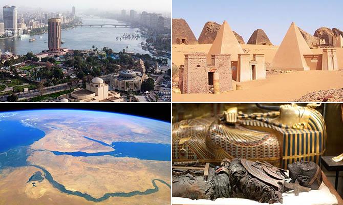 Интересные факты о Африке + Видео
