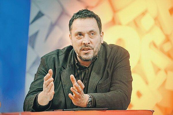 Максим Шевченко: «Единая Рос…
