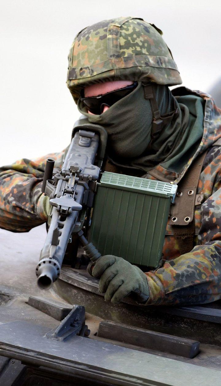 Заговор немецких спецназовце…