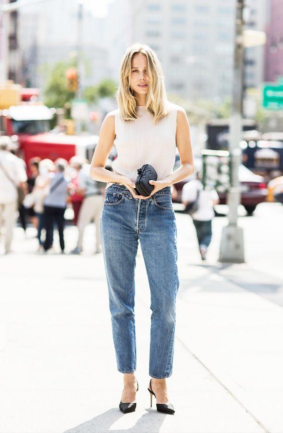 Какие джинсы должны быть в вашем шкафу. Пять идеальных фасонов