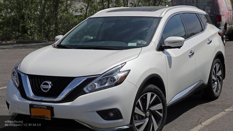 Кроссовер Nissan Murano за июль подорожал на 20 тысяч рублей в России