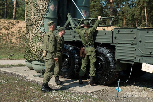 Минобороны РФ получило еще один полк С-400 «Триумф»