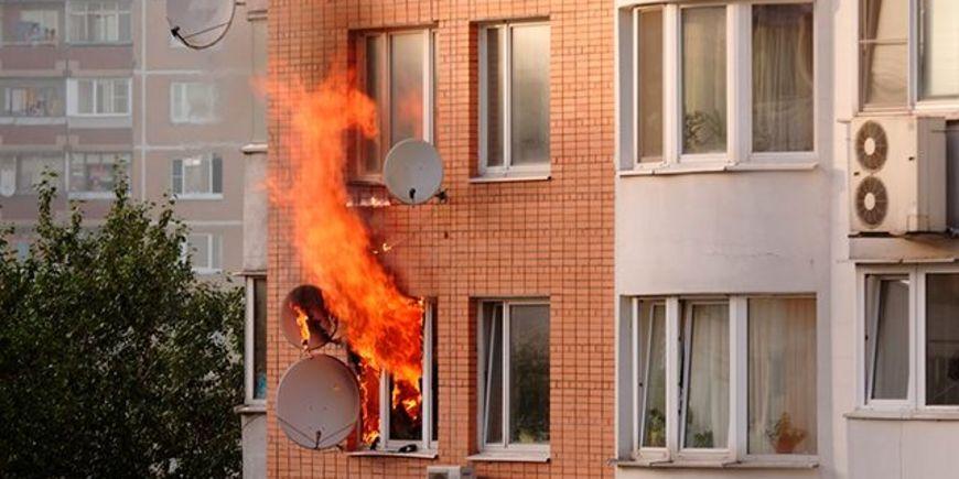 компенсации в случаях поджога