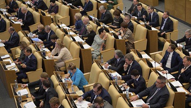 Санкции не должны касаться депутатов, считают парламентарии в России и ЕС