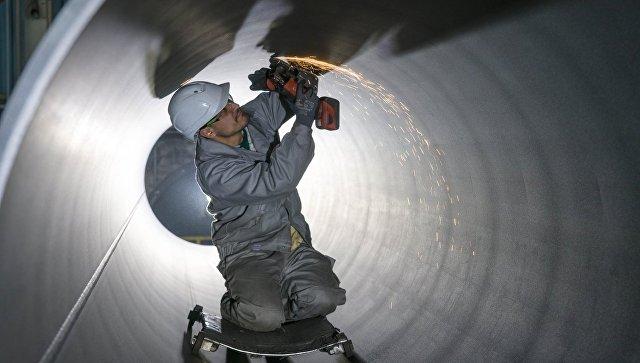 Схватка за русский газ: выиграют все, кроме одной гордой страны. Дмитрий Лекух
