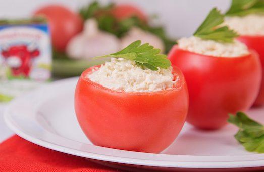 7 оригинальных рецептов фаршированных помидор
