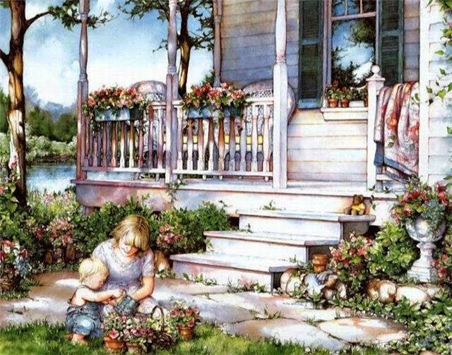 Ядовитые растения в саду и дети