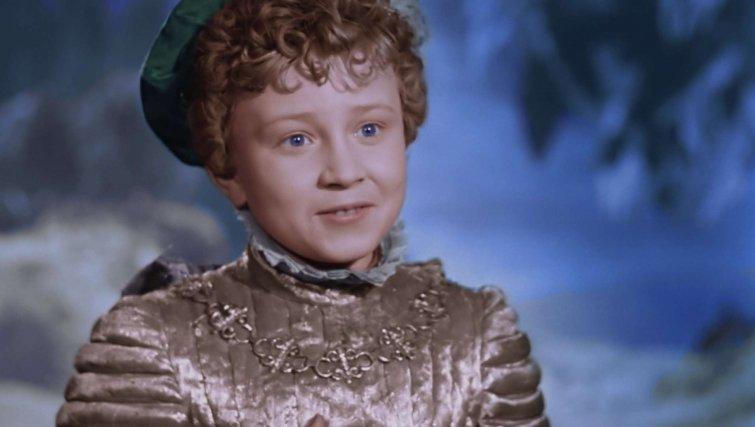 Игорь Клименков Мальчик-паж из «Золушки» дети-актеры, знаменитости, истории, кино, факты