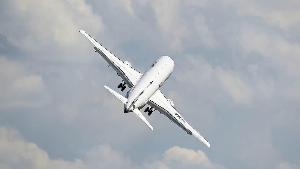 Самолеты SSJ 100 могут перее…