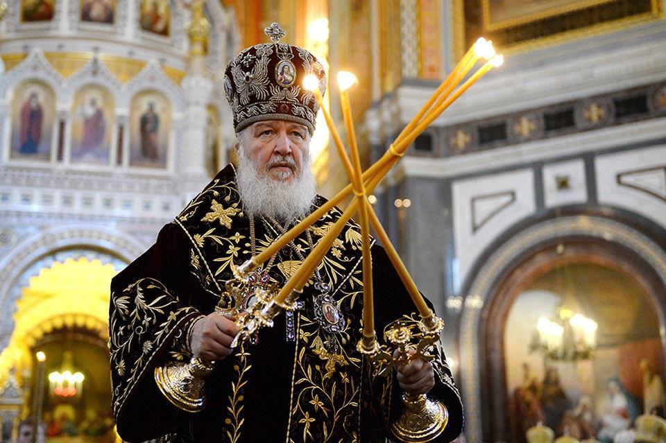 Патриарх Кирилл посоветовал …