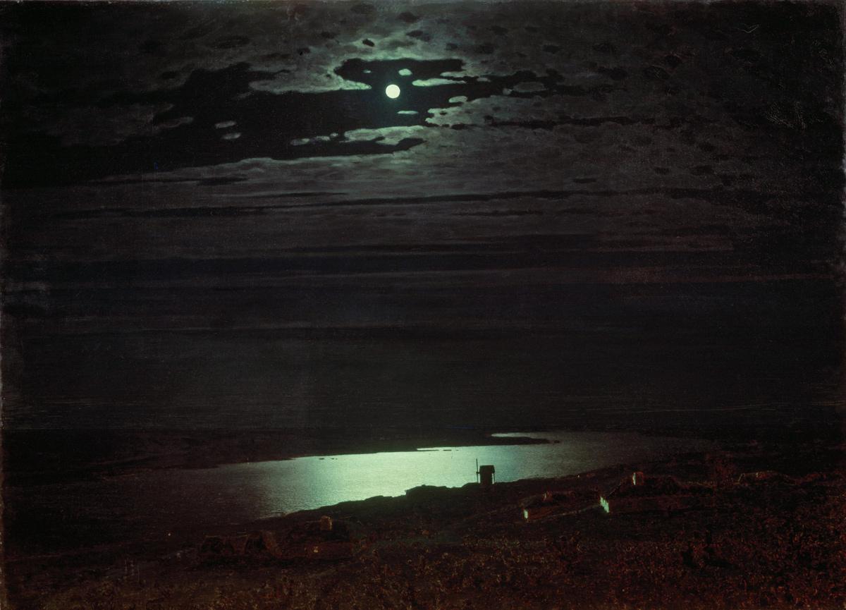 Разгадать секрет пейзажа, светящегося изнутри...мистическая чистота и сила картин Архипа Куинджи