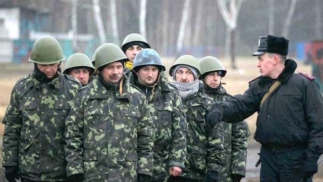 На Украине создадут единый список уклоняющихся от мобилизации