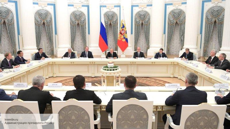 Путин ждет от правительства …