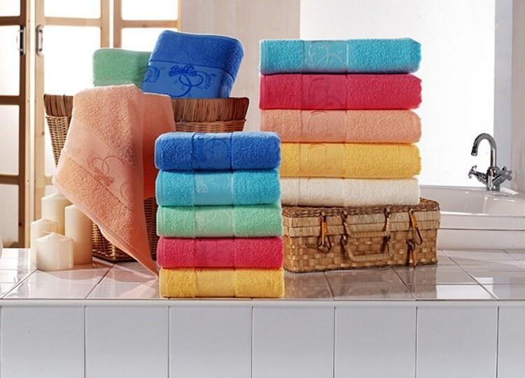 Как сделать старые махровые полотенца снова мягкими и нежными