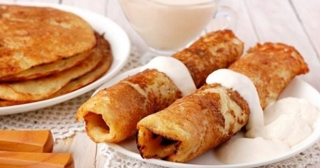 Картофельные блины - вкусные и оригинальные рецепты сытного блюда